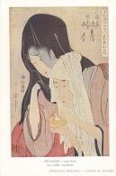 Arts - Peinture - Tableau Japon - Japonaises Outamaro - Pintura & Cuadros
