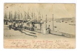 LIVORNO  UN SALUTO - Livorno