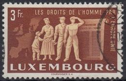 Luxemburgo 1951 Nº 447 Usado - Usati