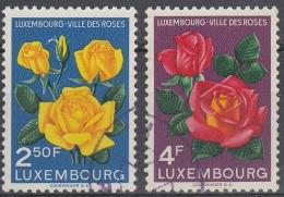 Luxemburgo 1951 Nº 443/48 Usado - Usati