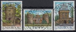 Luxemburgo 1986 Nº 1103/05 Usado - Luxemburgo