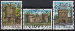 Luxemburgo 1986 Nº 1103/05 Usado - Luxembourg