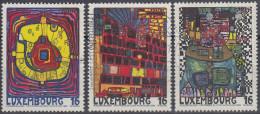 Luxemburgo 1995 Nº 1310/12 Usado - Luxemburgo
