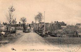 V4061 Cpa 58 Cercy La Tour - Vue D'ensemble - Non Classificati