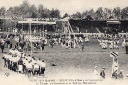 V4075 Cpa 03 Vichy - Fête De Gymnastique 1913 - Le Terrain Du Concours - Vichy