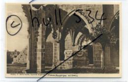 Cyprus Chypre Mangoian Brothers Abbey Bella-paIse Kyrenia Postcard - Chypre