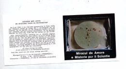Miracle Amour Pour Science - Christianisme
