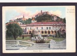 Old Card Of Palazzo Doria,Genoa,Genova, Liguria, Italy,N37. - Genova (Genoa)