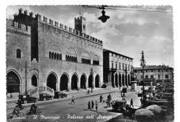 Rimini - Il Municipio - Palazzo Dell'Arengo - Rimini