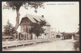 ECHOURGNAC Rare Ancien Hôtel Du Lion D'Or (Mazeau) Dordogne (24) - Francia