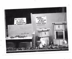 Photo TROUVILLE : Exposition , Etalages Du 24/12/1936 Maquette Nouvel Aménagement Place Foch à TROUVILLE - Ohne Zuordnung
