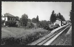 ETALANS La Gare (Protet) Doubs (25) - Otros Municipios