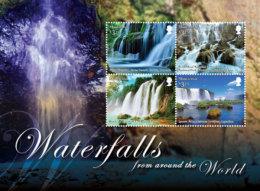 Montserrat-Waterfalls From Around The World - Geologia