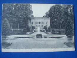 VILVOORDE : Château Des TROIS-FONTAINE En 1905 - Vilvoorde