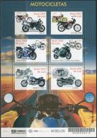Brasil 2002. Michel #3270/75 Klb. MNH/Luxe. Motorcycles. (Ts27) - Brazil