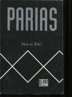 PARIAS NOE C.D.C. AUTOGRAFIADO EDITORA LETRAS ARGENTINAS  173 PAG  ZTU. - Boeken, Tijdschriften, Stripverhalen