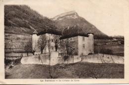 38. La Terrasse. Le Chateau Du Carre - Andere Gemeenten