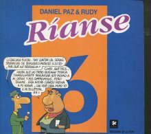 RIANSE DANIEL PAZ & RUDY  EDICIONES DE LA FLOR 119 PAG  ZTU. - Boeken, Tijdschriften, Stripverhalen