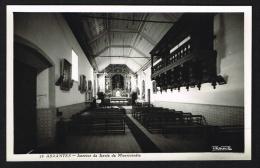ABRANTES (Portugal) - Interior Da Igreja Da Misericórdia - Santarem