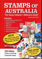 385588168 STAMPS OF AUSTRALIA 12 TH EDITION GEWICHT WEIGHT 600 GRAM - Autres