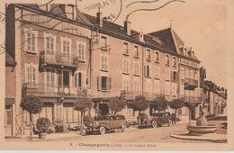 LE  GRAND  HÔTEL - Champagnole