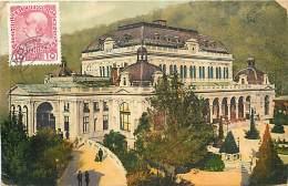 A-16 8921 : BADEN B. WIEN  KURHAUSANLAGEN - Baden Bei Wien