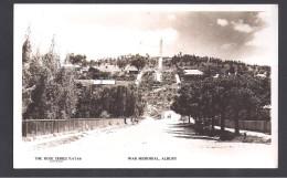 ALBURY - War Memorial - Albury