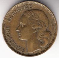 FRANCIA 1953  50 FRANCOS TIPO GRABADOR GUIRAUD  EBC . CN4545 - France