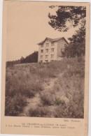 Cpa,haute Loire,le Chambon Sur Lignon,mont Vivarais,velay,les Heures Claires,home D´enfants ,édition Barbezat,rare - Yssingeaux