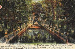 Paris -  La Fontaine De Médicis - Jardin Du Luxembourg - Carte LL Colorisée N°160 - Parks, Gardens
