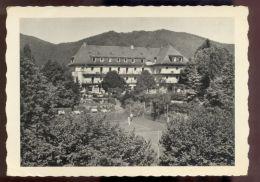 B1336 BAD WIESSE - WERNER'S KURHOTEL EDEN, TENNIS FIELD - Bad Wiessee