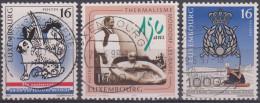 Luxemburgo 1997 Nº 1370/72 Usado - Luxemburgo