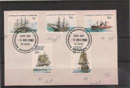 AAT 1er Jour Année 1979/80 - Australian Antarctic Territory (AAT)