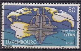 Luxemburgo 1999 Nº 1421 Usado - Luxembourg