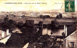 78 / CARRIERES Sur SEINE -- Panorama Vers Le Mont Valérien - Carrières-sur-Seine
