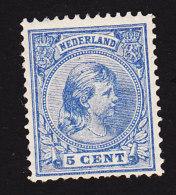 Netherlands, Scott #41, Mint Hinged, Princess Wilhemina, Issued 1891 - Period 1891-1948 (Wilhelmina)