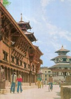 NEPAL-KATHMANDU-DARBAR SQUARE - Nepal