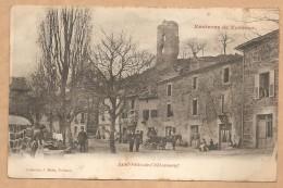 Environs De Vernoux -- Saint Félix De Châteauneuf. - Voyagée 1908 - DEBIT DE TABAC - Vernoux