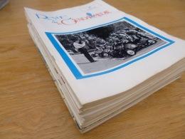 Lot De 20 Revues De La Gendarmerie Belge. Police.  De 1974 à 1979 - Livres, BD, Revues