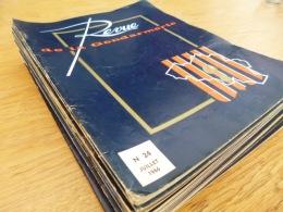 Lot De 17 Revues De La Gendarmerie Belge. Police.  De 1968 à 1972 - Livres, BD, Revues