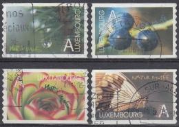 Luxemburgo 2002 Nº 1535/38 Usado - Luxemburgo