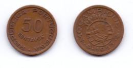 Mozambique 50 Centavos 1953 - Mozambique