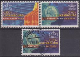 Luxemburgo 2003 Nº 1565/67 Usado - Luxemburgo