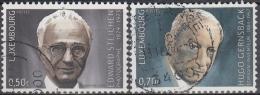 Luxemburgo 2004 Nº 1582/83 Usado - Luxembourg