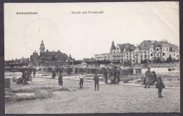 POLAND , SWINEMUNDE ,  OLD  POSTCARD - Polen