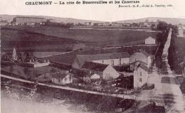 Chaumont - La Côte De Buxerelles Et Les Casernes - Chaumont