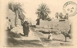 EXTREME SUD ALGERIEN TIMIMOUN LA PLACE DE LA FONTAINE - Algérie