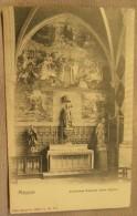 Meisse (Meise): Anciennes Fresques Dans L'église // Oude Fresco's In De Kerk   (3963) - Meise