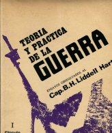 TEORIA Y PRACTICA DE LA GUERRA CAPITAN B. H. LIDDELL HART 242 PAG ZTU. - Ontwikkeling