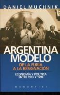 ARGENTINA MODELO DANIEL MUCHNIK MANANTIAL 175 PAG ZTU. - Ontwikkeling